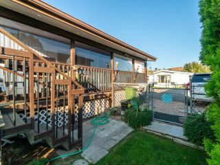 Photo 26: 68 1655 ORD ROAD in Kamloops: Brocklehurst Manufactured Home/Prefab for sale : MLS®# 159093