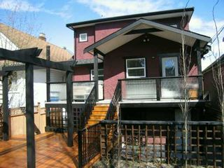 Photo 6: 4140 W 10TH AV in Vancouver: Point Grey House for sale (Vancouver West)  : MLS®# V590671