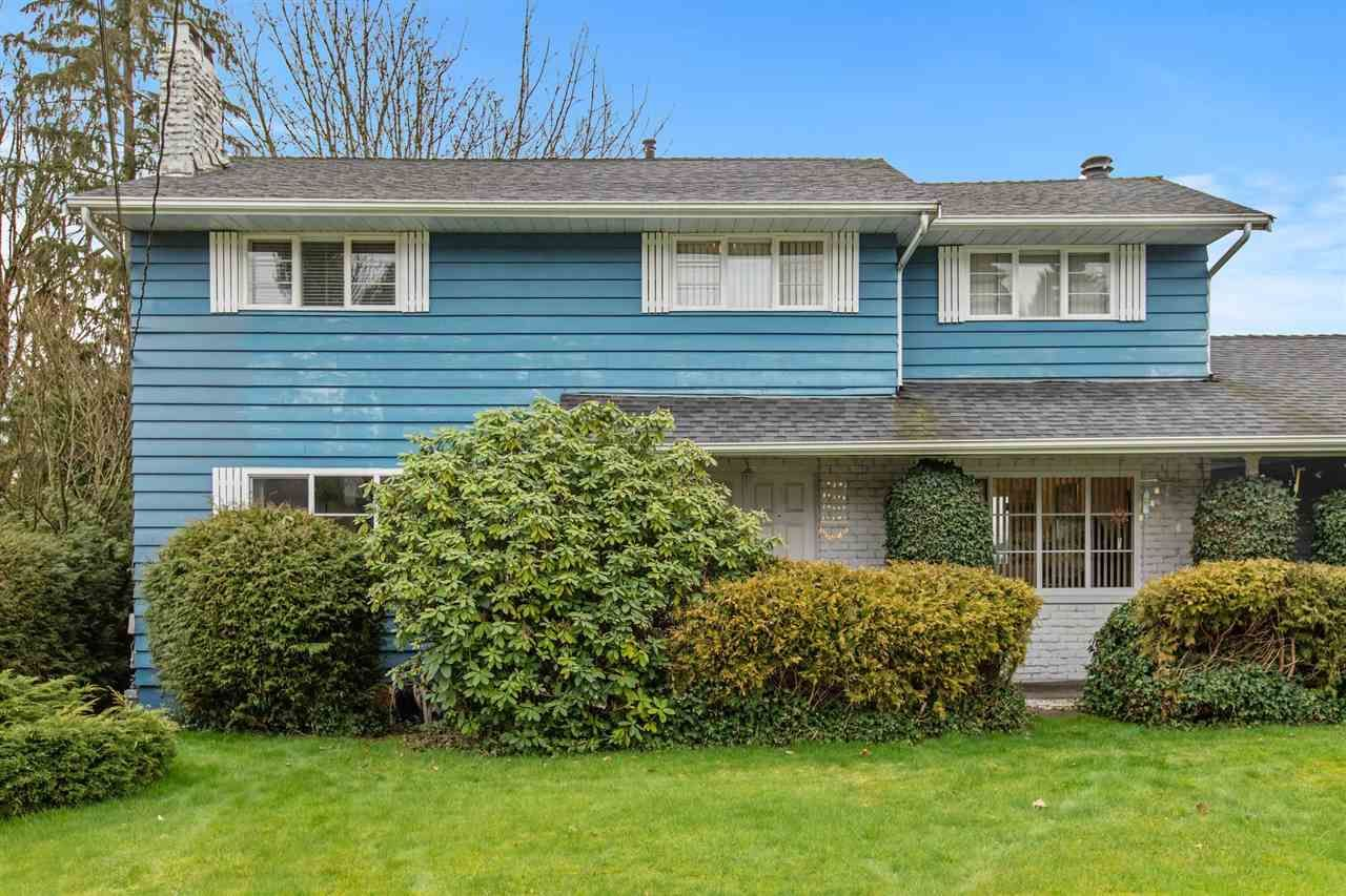 Main Photo: 3089 STARLIGHT WAY in Coquitlam: Ranch Park House for sale : MLS®# R2554156