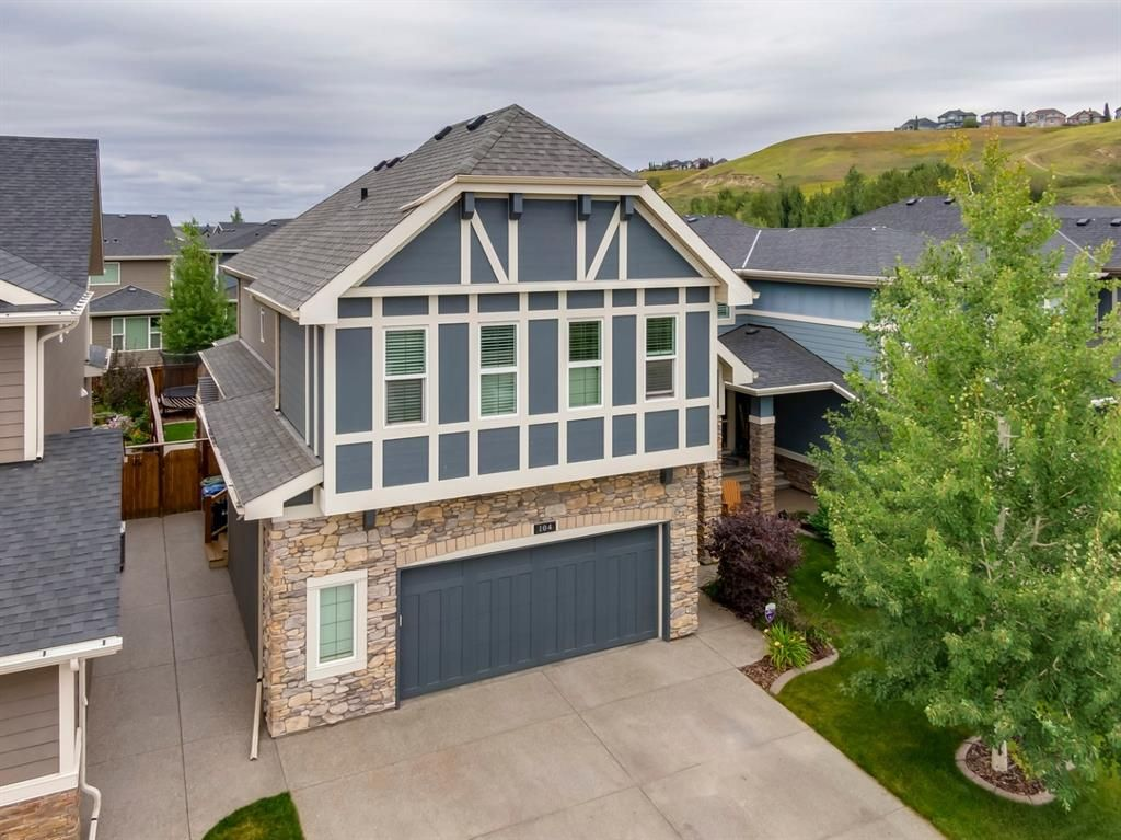 Main Photo: 104 Cranbrook Place SE in Calgary: Cranston Detached for sale : MLS®# A1139362