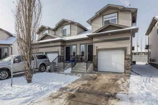 Photo 1: 37 9511 102 Ave: Morinville Townhouse for sale : MLS®# E4227386