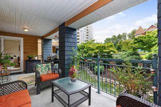 "Photo 15: 203 3075 PRIMROSE Lane in Coquitlam: North Coquitlam Condo for sale in ""Lakeside Terrace"" : MLS®# R2471149"