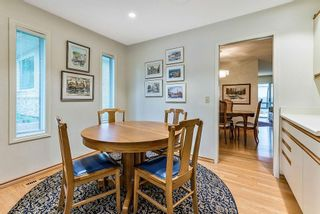 Photo 10: 20 140 STRATHAVEN Circle SW in Calgary: Strathcona Park Semi Detached for sale : MLS®# C4306034