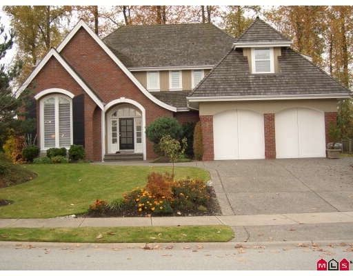 "Main Photo: 3755 DEVONSHIRE Drive in Surrey: Morgan Creek House for sale in ""MORGAN CREEK"" (South Surrey White Rock)  : MLS®# F2728155"