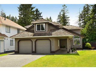 """Photo 1: 20812 43 Avenue in Langley: Brookswood Langley House for sale in """"Cedar Ridge"""" : MLS®# F1413457"""