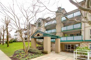 """Main Photo: 210 19142 122 Avenue in Pitt Meadows: Central Meadows Condo for sale in """"Parkwood Manor"""" : MLS®# R2250737"""