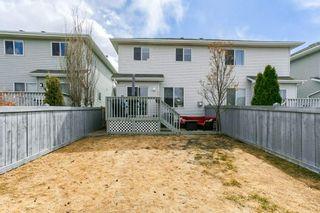 Photo 41: 32 13403 CUMBERLAND Road NW in Edmonton: Zone 27 House Half Duplex for sale : MLS®# E4240768