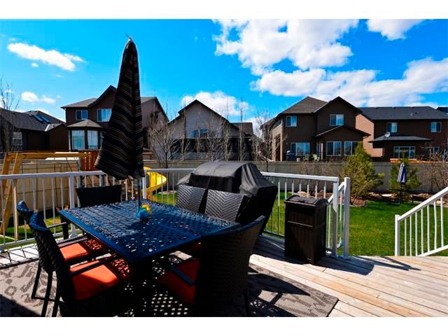 Photo 21: Photos: 21 MORNINGSIDE Bay SW: Airdrie House for sale : MLS®# C4011063