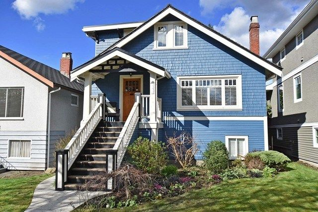"""Main Photo: 567 W 22ND Avenue in Vancouver: Cambie House for sale in """"DOUGLAS PARK"""" (Vancouver West)  : MLS®# R2049305"""