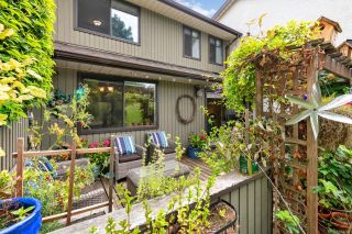 Photo 3: 7 7751 East Saanich Rd in Central Saanich: CS Saanichton Row/Townhouse for sale : MLS®# 854161
