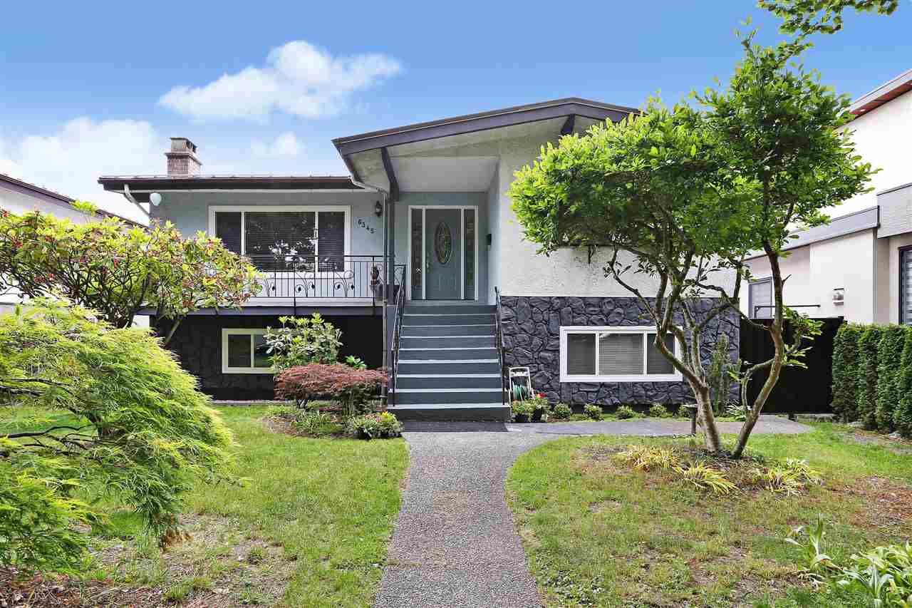 Main Photo: 6345 ROSS Street in Vancouver: Knight House for sale (Vancouver East)  : MLS®# R2593300