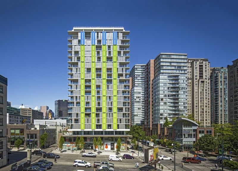 Main Photo: 1001 999 SEYMOUR STREET in Vancouver: Downtown VW Condo for sale (Vancouver West)