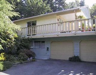 Photo 1: 1724 ARBORLYNN Drive: Westlynn Home for sale ()  : MLS®# V625945