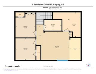 Photo 33: 9 Saddletree Drive NE in Calgary: Saddle Ridge Detached for sale : MLS®# A1088845