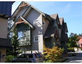 """Photo 1: 51 50 PANORAMA Place in Port_Moody: Heritage Woods PM Townhouse for sale in """"ADVENTURE RIDGE"""" (Port Moody)  : MLS®# V734413"""