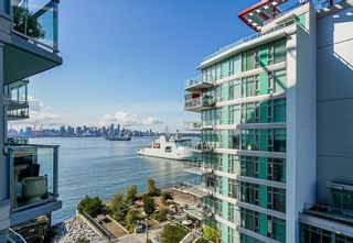 Photo 1: 504 199 VICTORY SHIP Way in North Vancouver: Lower Lonsdale Condo for sale : MLS®# R2625317