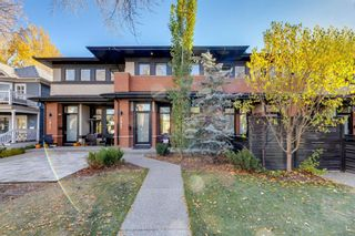 Photo 1: 1920 5A Street SW in Calgary: Cliff Bungalow Row/Townhouse for sale : MLS®# A1154102