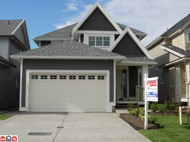 Main Photo: 7309 199TH Street in Langley: Willoughby Heights House for sale : MLS®# F1006237
