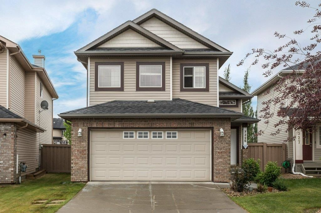 Main Photo: 7325 SINGER Way in Edmonton: Zone 14 House for sale : MLS®# E4253335