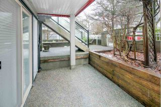 Photo 18: 102 755 W 15TH Avenue in Vancouver: Fairview VW Condo for sale (Vancouver West)  : MLS®# R2434028