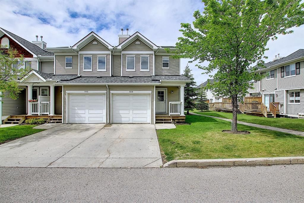 Main Photo: 188 Country Village Manor NE in Calgary: Country Hills Village Row/Townhouse for sale : MLS®# A1116900