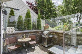 Photo 3: 2339 W 10TH AVENUE in Vancouver: Kitsilano Townhouse for sale (Vancouver West)  : MLS®# R2176866