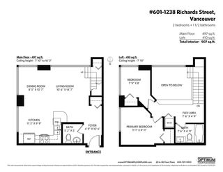"Photo 36: 601 1238 RICHARDS Street in Vancouver: Yaletown Condo for sale in ""Metropolis"" (Vancouver West)  : MLS®# R2575548"