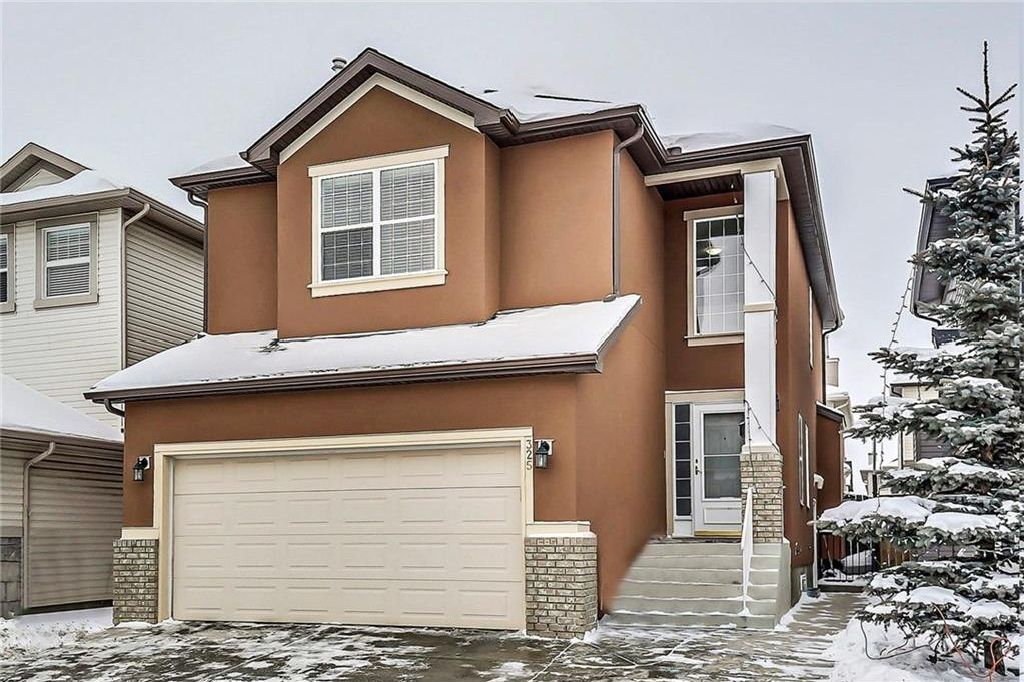 Main Photo: 325 Saddlecrest Way NE in Calgary: Saddle Ridge House  : MLS®# C4149874