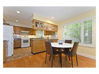 Photo 4: 5527 HUCKLEBERRY LN in North Vancouver: Grouse Woods House for sale : MLS®# V910533
