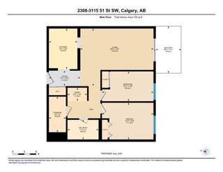 Photo 23: 2308 3115 51 Street SW in Calgary: Glenbrook Apartment for sale : MLS®# A1024636