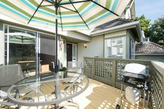 """Photo 7: 2 1511 MAHON Avenue in North Vancouver: Central Lonsdale Townhouse for sale in """"Heritage Court"""" : MLS®# R2206665"""