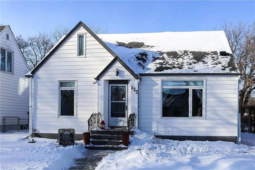 Main Photo: 125 Ashland Avenue in Winnipeg: Riverview Residential for sale (1A)  : MLS®# 202102612