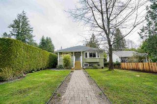 Photo 1: 2380 W KEITH Road in North Vancouver: Pemberton Heights House for sale : MLS®# R2447927