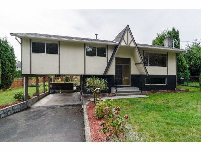 Main Photo: 5240 SPROTT Street in Burnaby: Deer Lake Place House for sale (Burnaby South)  : MLS®# V1050659