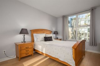 """Photo 15: 312 1450 W 6TH Avenue in Vancouver: Fairview VW Condo for sale in """"VERONA OF PORTICO"""" (Vancouver West)  : MLS®# R2543985"""