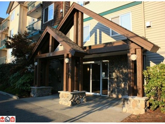 """Main Photo: 411 2350 WESTERLY Street in Abbotsford: Abbotsford West Condo for sale in """"Stonecroft Estates"""" : MLS®# F1121787"""