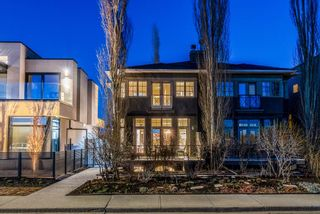Main Photo: 4004 1A Street SW in Calgary: Parkhill Semi Detached for sale : MLS®# A1098226