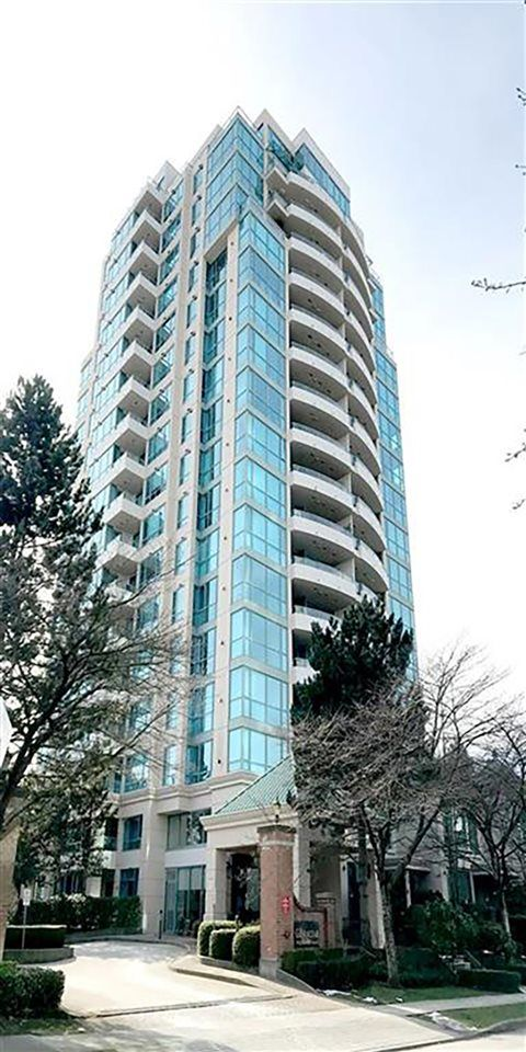 Main Photo: 1404 6622 SOUTHOAKS Crescent in Burnaby: Highgate Condo for sale (Burnaby South)  : MLS®# R2501422