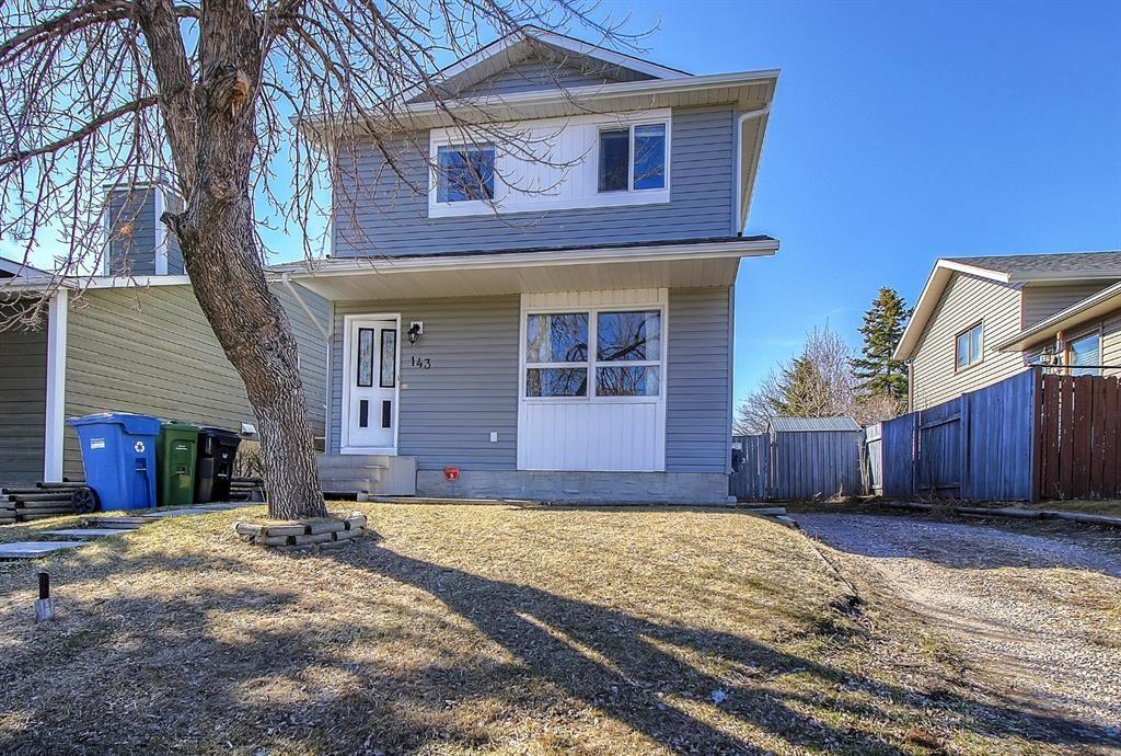 Main Photo: 143 Castleglen Way NE in Calgary: Castleridge Detached for sale : MLS®# A1100351