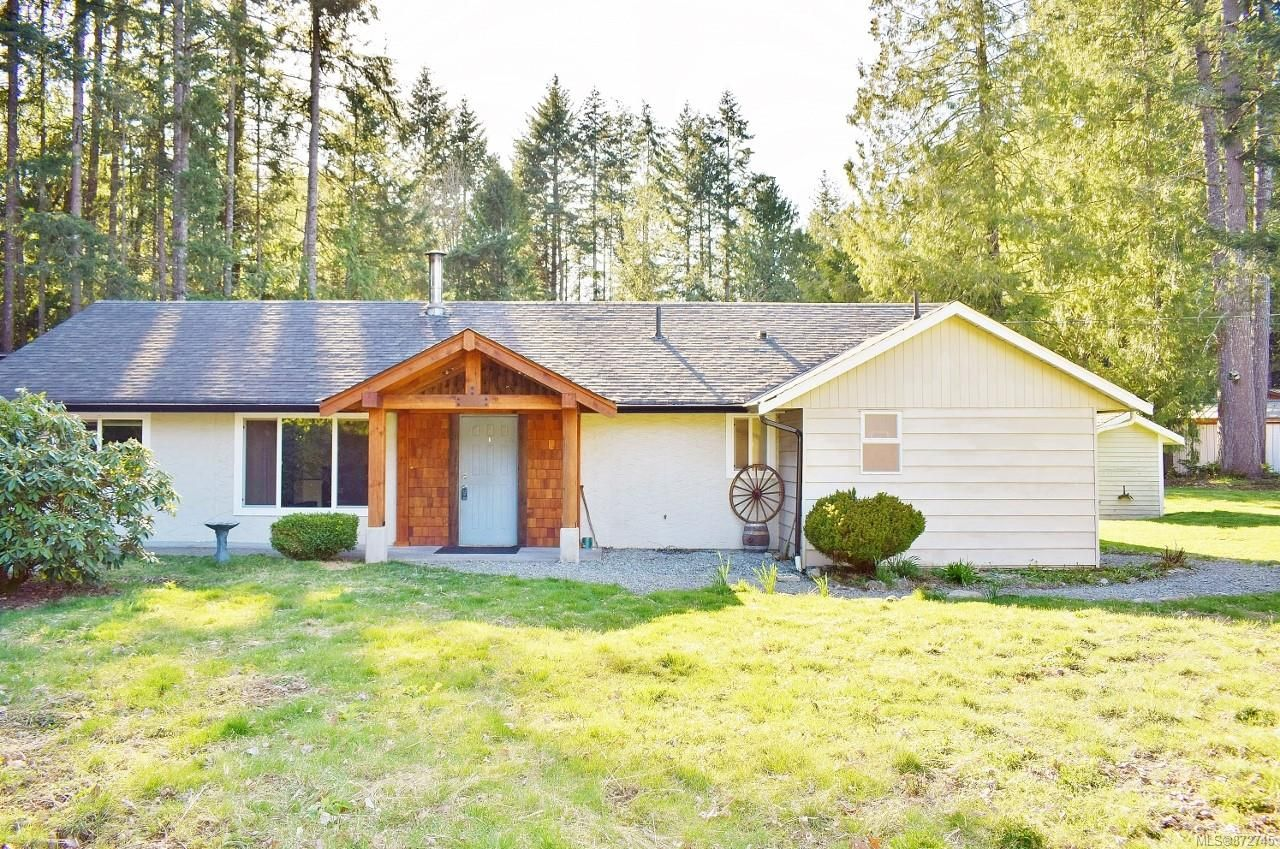 Main Photo: 3341 Ridgeview Cres in : ML Cobble Hill House for sale (Malahat & Area)  : MLS®# 872745