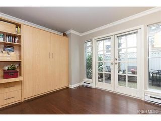 Photo 13: 8 356 Simcoe St in VICTORIA: Vi James Bay Row/Townhouse for sale (Victoria)  : MLS®# 753286