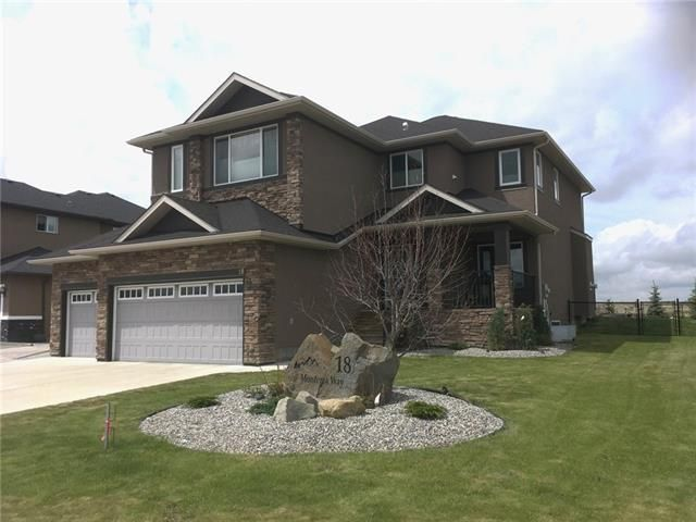 Main Photo: 18 MONTERRA Way in Rural Rocky View County: Rural Rocky View MD Detached for sale : MLS®# C4295784