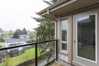 """Photo 20: 403 2175 FRASER Avenue in Port Coquitlam: Glenwood PQ Condo for sale in """"THE RESIDENCES ON SHAUGHNESSY"""" : MLS®# R2162365"""