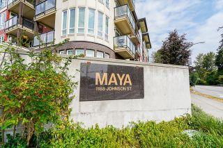 "Photo 2: 211 1188 JOHNSON Street in Coquitlam: Eagle Ridge CQ Condo for sale in ""MAYA"" : MLS®# R2601404"