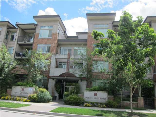Main Photo: # 217 9288 ODLIN RD in Richmond: West Cambie Condo for sale : MLS®# V1013294
