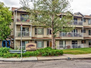 Main Photo: 109 3606 Erlton Court SW in Calgary: Parkhill Apartment for sale : MLS®# A1136859