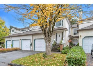 """Photo 1: 55 10038 150 Street in Surrey: Guildford Townhouse for sale in """"MAYFIELD GREEN"""" (North Surrey)  : MLS®# R2623721"""