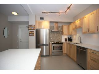 """Photo 7: 108 5811 177B Street in Surrey: Cloverdale BC Condo for sale in """"LATIS"""" (Cloverdale)  : MLS®# R2023487"""