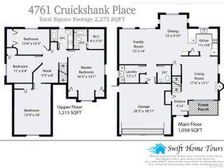 Photo 10: 4761 Cruickshank Pl in COURTENAY: CV Courtenay East House for sale (Comox Valley)  : MLS®# 747101