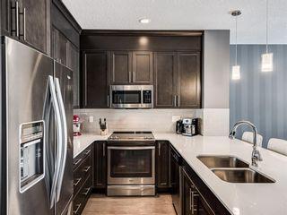 Photo 26: 199 Silverado Plains Park SW in Calgary: Silverado Row/Townhouse for sale : MLS®# A1079562